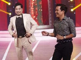 Ngọc Sơn hướng dẫn Trường Giang nhảy điệu 'huyền thoại' thuở mới đi hát
