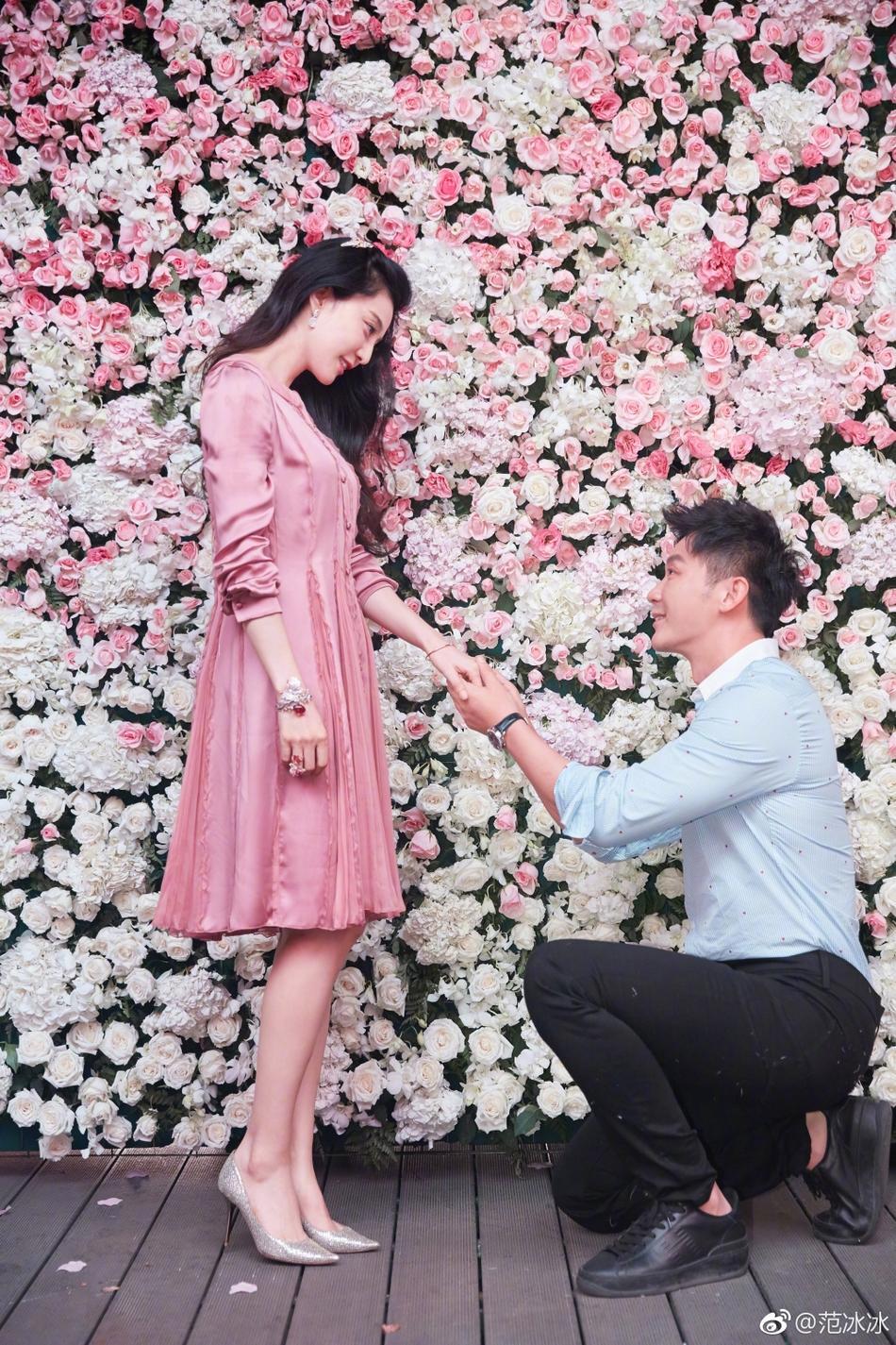 Sao Hoa ngữ cầu hôn: Người tiêu tốn tỷ đồng, kẻ giản đơn ngờ nghệch-1