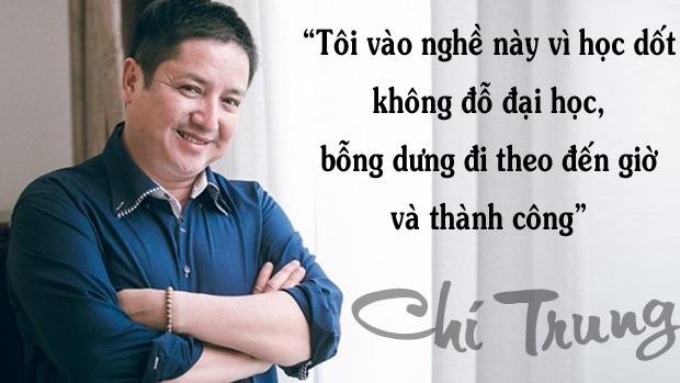Những phát ngôn khiến người nghe giật mình của NSƯT Chí Trung-5