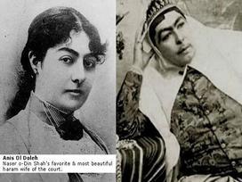 Sự thật về nhan sắc gây rúng động thế giới của người vợ được quốc vương Ba Tư sủng ái