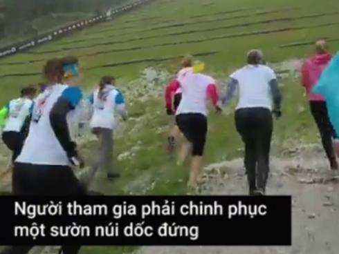 Đoạn đường đua 400m thử thách nhất thế gian