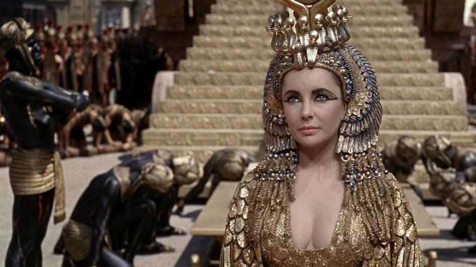 Vỡ mộng với nhan sắc thực của mỹ nhân nghiêng nước nghiêng thành - Nữ hoàng Cleopatra-1