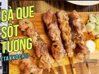 'Tất tần tật' những món ăn vặt phải thử khi đến Hàn Quốc