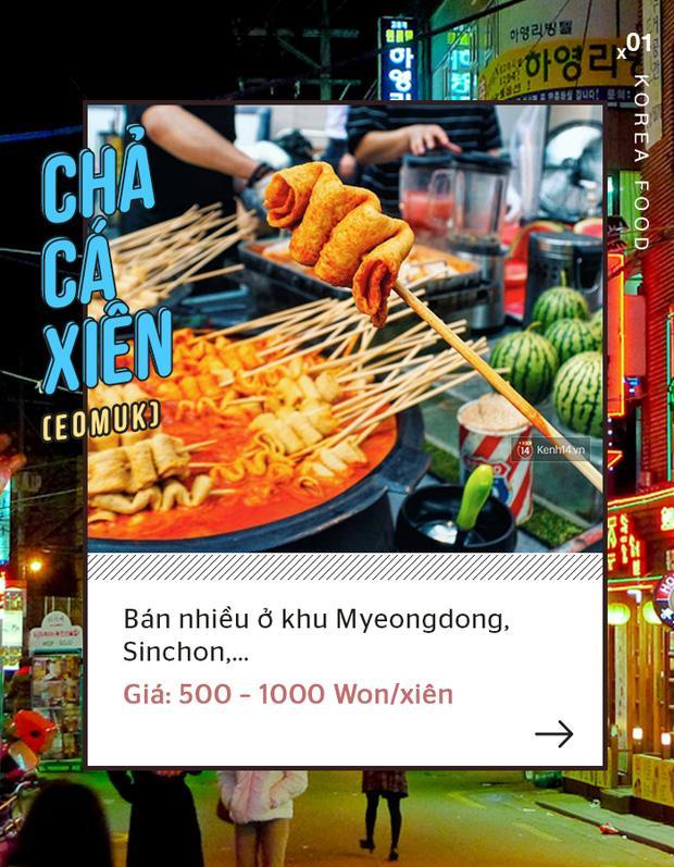 Tất tần tật những món ăn vặt phải thử khi đến Hàn Quốc-2