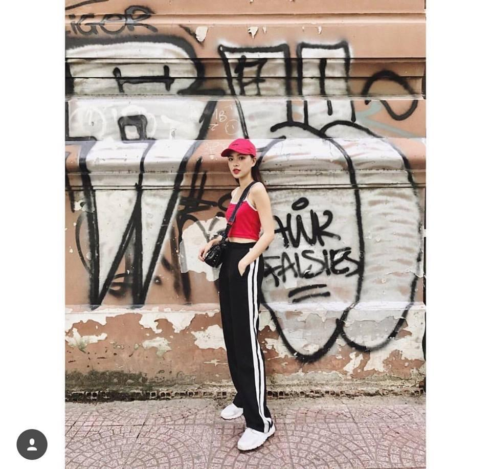 Tú Hảo - Khánh Linh The Face diện street style chất chơi nhất tuần qua-10