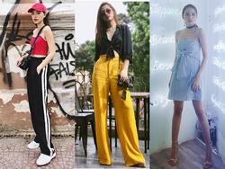 Tú Hảo - Khánh Linh The Face diện street style 'chất chơi' nhất tuần qua