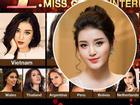 Huyền My được dự đoán lọt top cao trong cuộc đua tranh Miss Grand International 2017