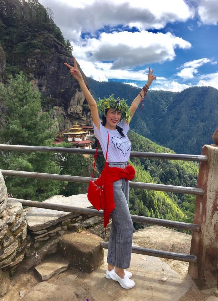 Tin sao Việt 23/9: Tăng Thanh Hà tự nhủ sống chậm lại để biết yêu mình-12