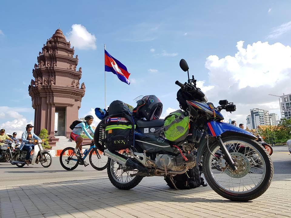 Hơn 100 ngày đầu tiên đi khắp thế giới của chàng trai Việt-2
