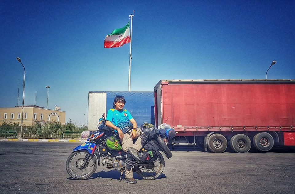Hơn 100 ngày đầu tiên đi khắp thế giới của chàng trai Việt-12