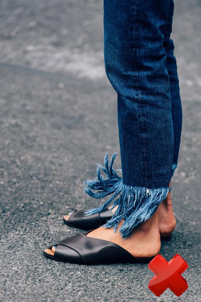 Xin đừng mặc quần jeans rách rưới một cách vô tội vạ-10
