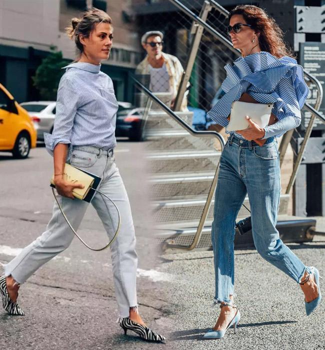 Xin đừng mặc quần jeans rách rưới một cách vô tội vạ-11