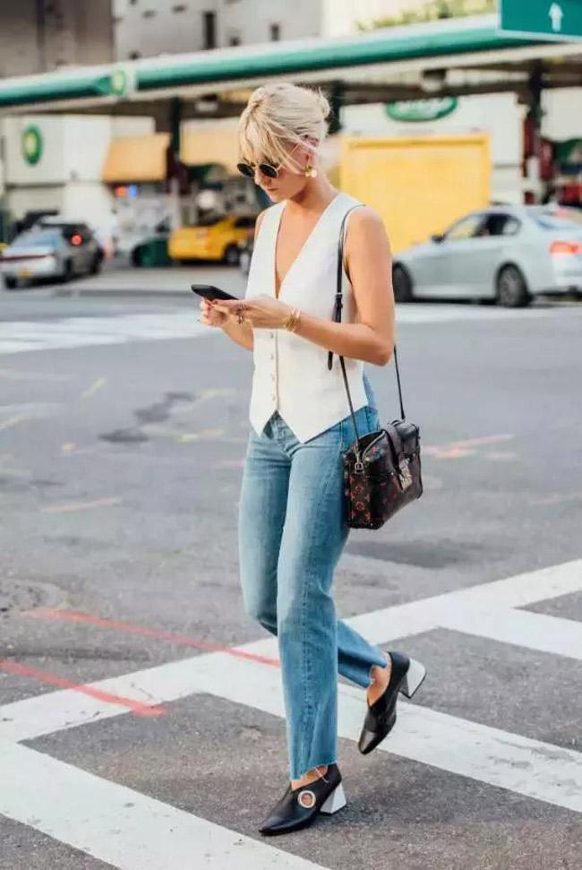 Xin đừng mặc quần jeans rách rưới một cách vô tội vạ-12