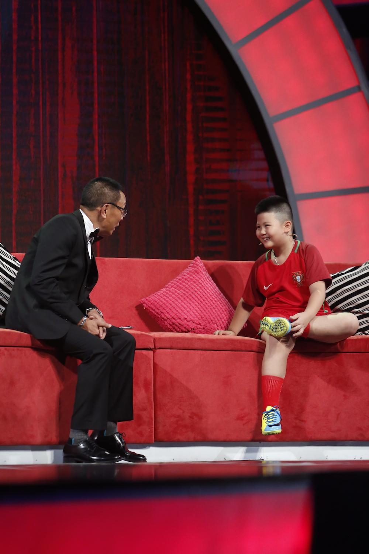 MC Lại Văn Sâm như muốn vỡ lồng ngực trước trí nhớ siêu phàm của cậu bé 12 tuổi-2