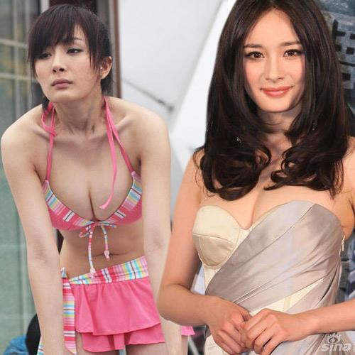 Những mỹ nhân Hoa ngữ sở hữu body khiến hội chị em bạn dì phải ghen tỵ-1