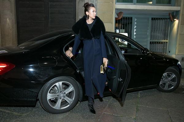 Không cần phô trương, Thanh Hằng chọn thời trang đẳng cấp ở Milan Fashion Week-2