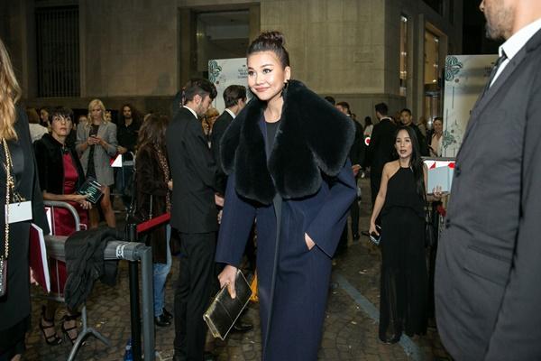 Không cần phô trương, Thanh Hằng chọn thời trang đẳng cấp ở Milan Fashion Week-3