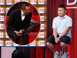 MC Lại Văn Sâm như muốn 'vỡ lồng ngực' trước trí nhớ siêu phàm của cậu bé 12 tuổi