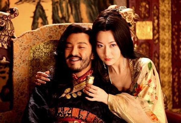 Số phận đào hoa chìm nổi của mỹ nhân Trung Hoa 6 đời chồng, 6 lần đều là vợ vua-3