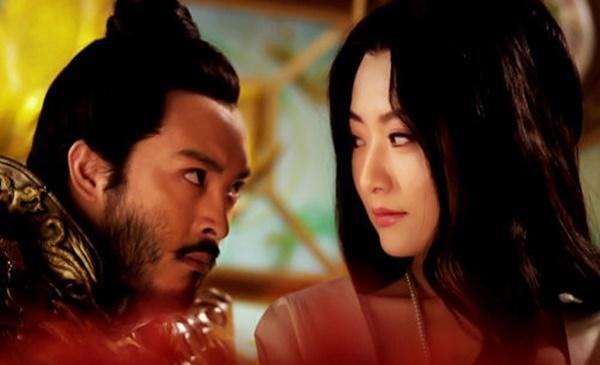 Số phận đào hoa chìm nổi của mỹ nhân Trung Hoa 6 đời chồng, 6 lần đều là vợ vua-4