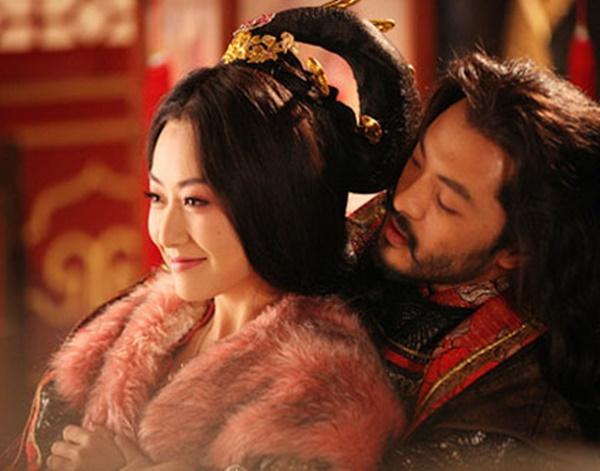 Số phận đào hoa chìm nổi của mỹ nhân Trung Hoa 6 đời chồng, 6 lần đều là vợ vua-5