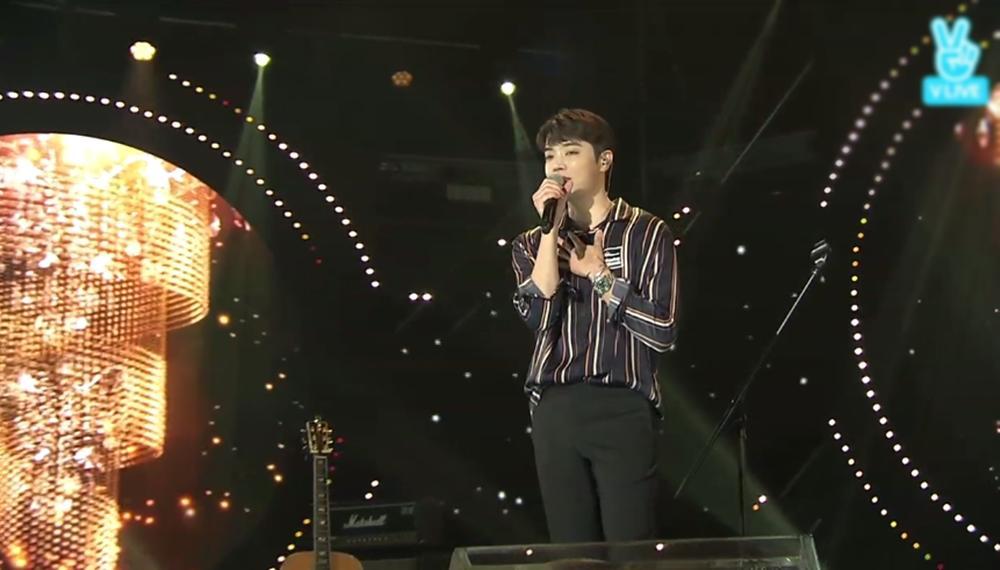 Erik không lép vế trước các nghệ sĩ quốc tế tại Asia Song Festival-8