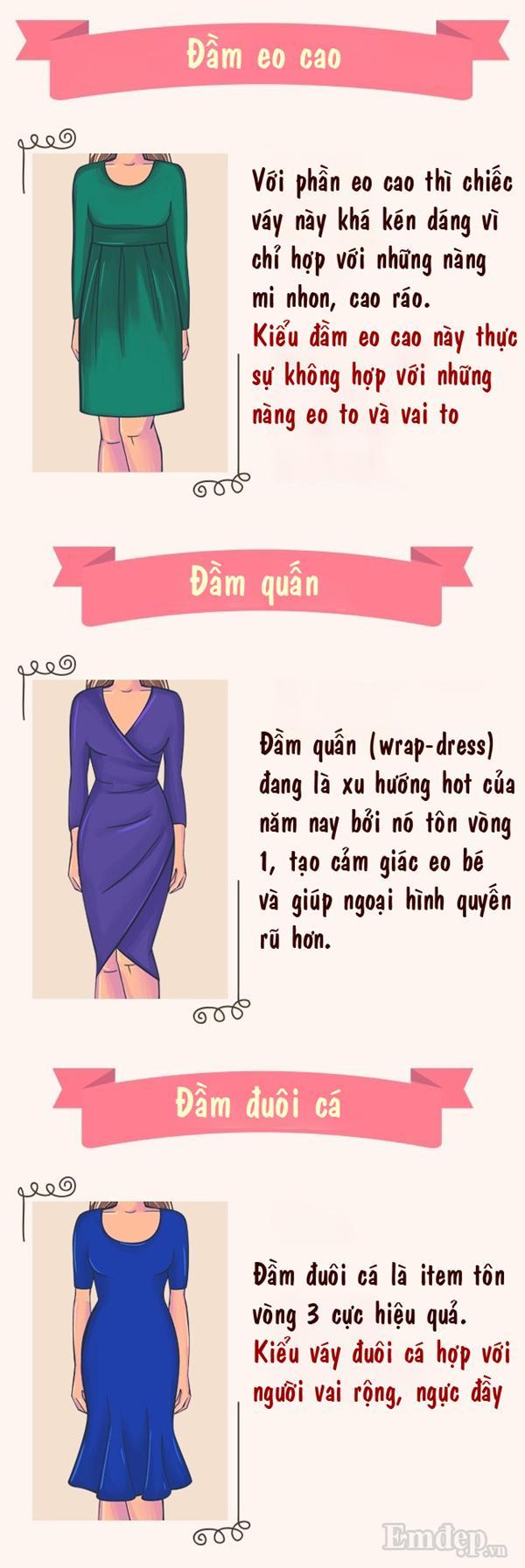 Ưu nhược điểm to đùng của 10 kiểu váy bạn mặc hàng ngày-2