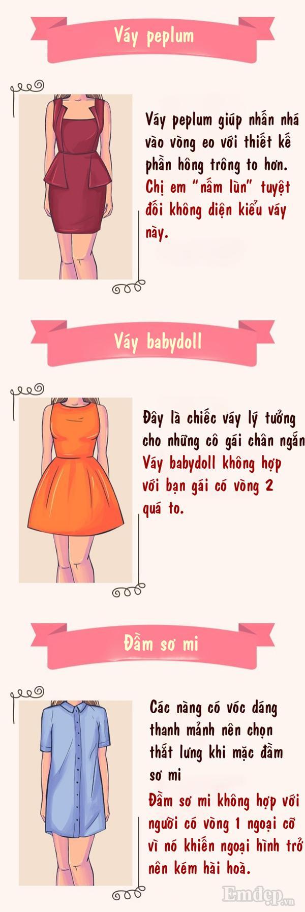 Ưu nhược điểm to đùng của 10 kiểu váy bạn mặc hàng ngày-3