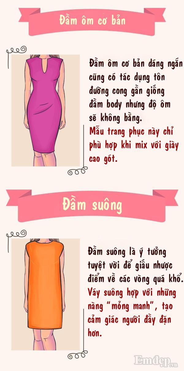 Ưu nhược điểm to đùng của 10 kiểu váy bạn mặc hàng ngày-4