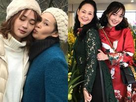 Hot girl - hot boy Việt 24/9: Mẹ SunHt gửi lời yêu thương nhân dịp con gái đón tuổi mới