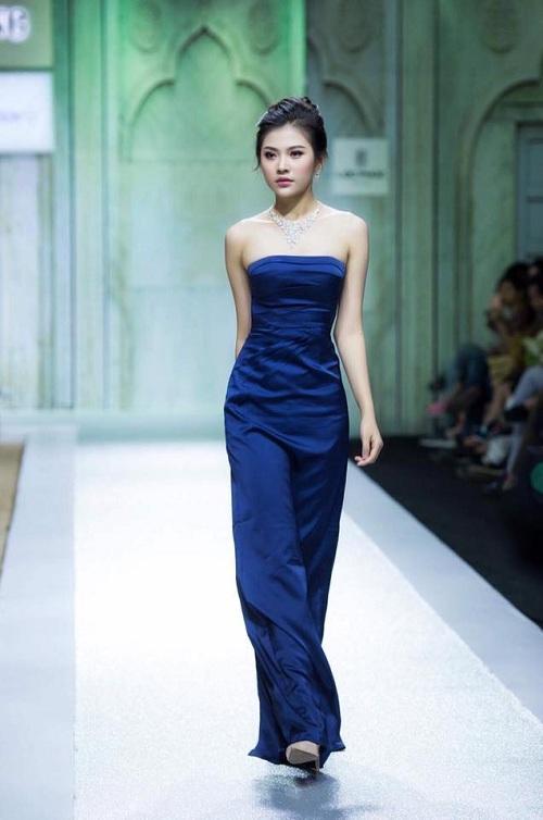 Chúng Huyền Thanh - đối thủ đáng gờm tại Hoa hậu Hoàn vũ Việt Nam 2017 nhờ lột xác ngoạn mục-10