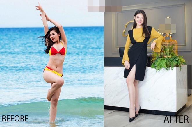 Chúng Huyền Thanh - đối thủ đáng gờm tại Hoa hậu Hoàn vũ Việt Nam 2017 nhờ lột xác ngoạn mục-13