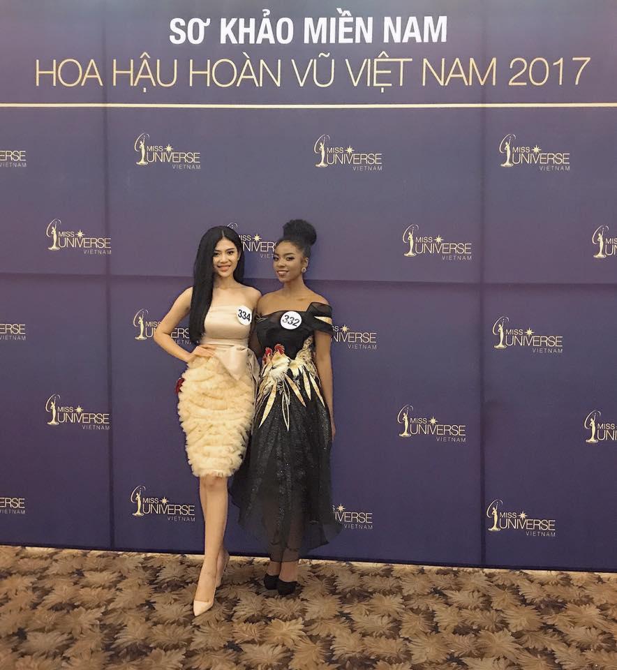 Chúng Huyền Thanh - đối thủ đáng gờm tại Hoa hậu Hoàn vũ Việt Nam 2017 nhờ lột xác ngoạn mục-1