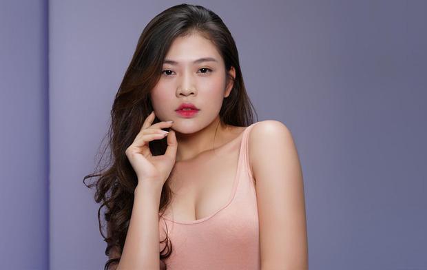 Chúng Huyền Thanh - đối thủ đáng gờm tại Hoa hậu Hoàn vũ Việt Nam 2017 nhờ lột xác ngoạn mục-3