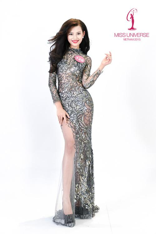 Chúng Huyền Thanh - đối thủ đáng gờm tại Hoa hậu Hoàn vũ Việt Nam 2017 nhờ lột xác ngoạn mục-6