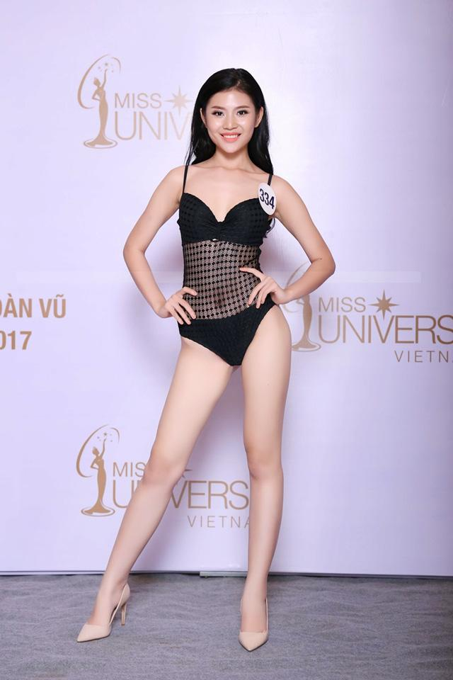 Chúng Huyền Thanh - đối thủ đáng gờm tại Hoa hậu Hoàn vũ Việt Nam 2017 nhờ lột xác ngoạn mục-2