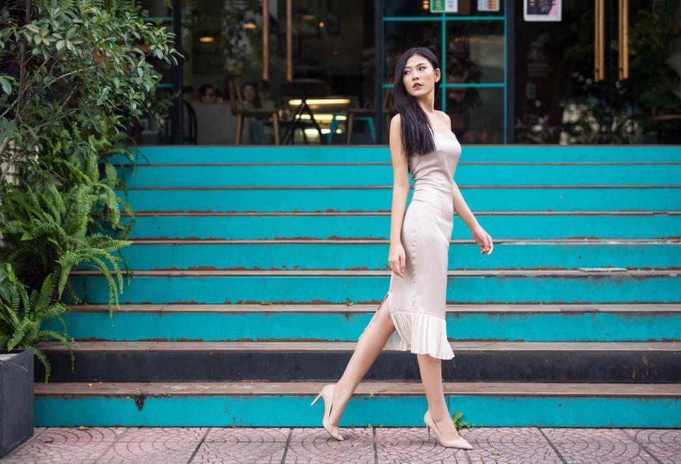 Chúng Huyền Thanh - đối thủ đáng gờm tại Hoa hậu Hoàn vũ Việt Nam 2017 nhờ lột xác ngoạn mục-12