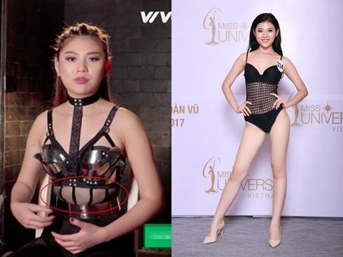 Chúng Huyền Thanh - đối thủ đáng gờm tại Hoa hậu Hoàn vũ Việt Nam 2017 nhờ 'lột xác' ngoạn mục