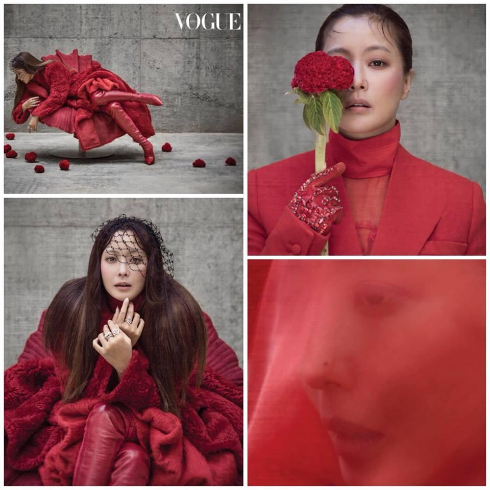 Sao Hàn 24/9: Kim Hee Sun sẽ đến Việt Nam vào ngày mai-1