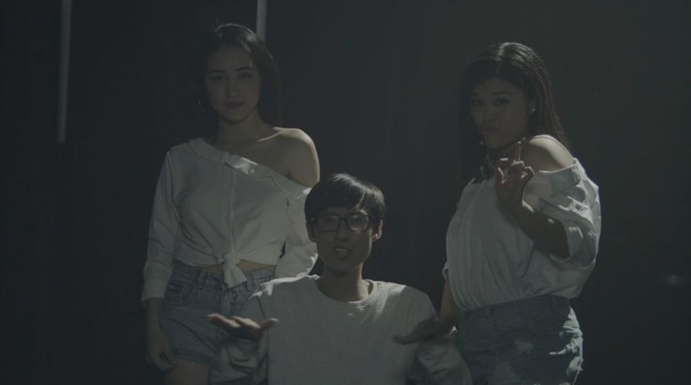 Thảo Trang xuất hiện chớp nhoáng vì không muốn cướp diễn đàn các thành viên Glee-3