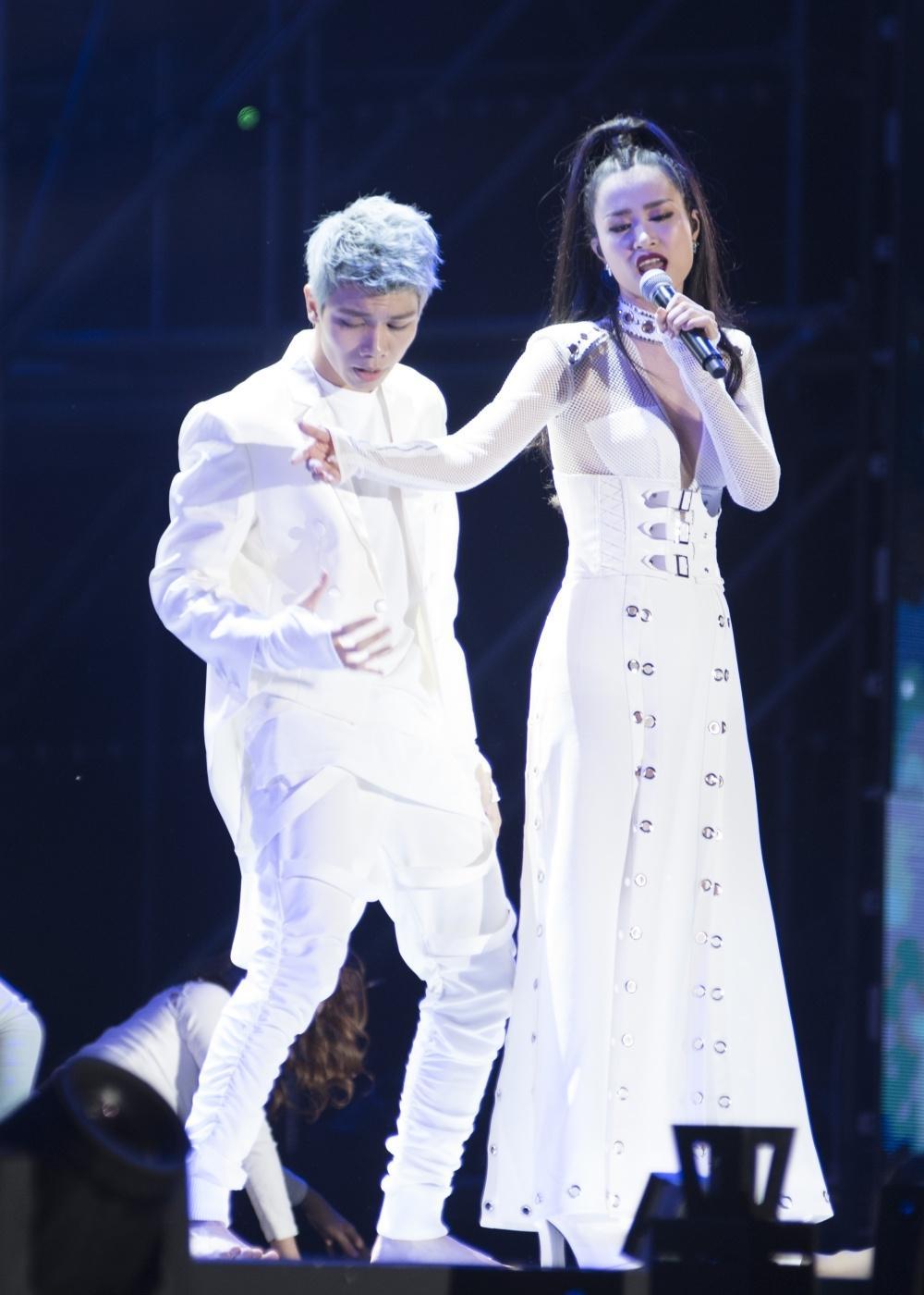 Truyền thông Hàn Quốc không ngớt lời khen ngợi Đông Nhi tại Asia Song Festival-6