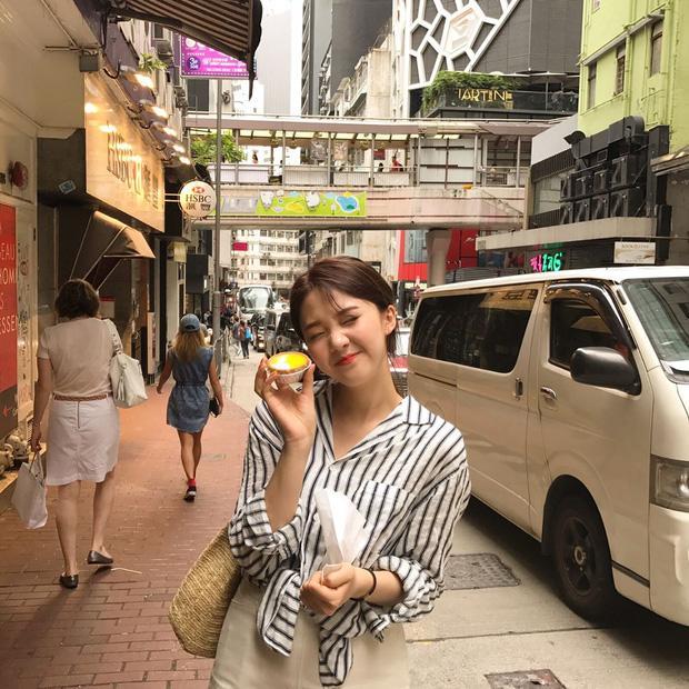 Lâu lắm mới thấy một cô bạn Hàn Quốc xinh rất tự nhiên vậy đấy-4