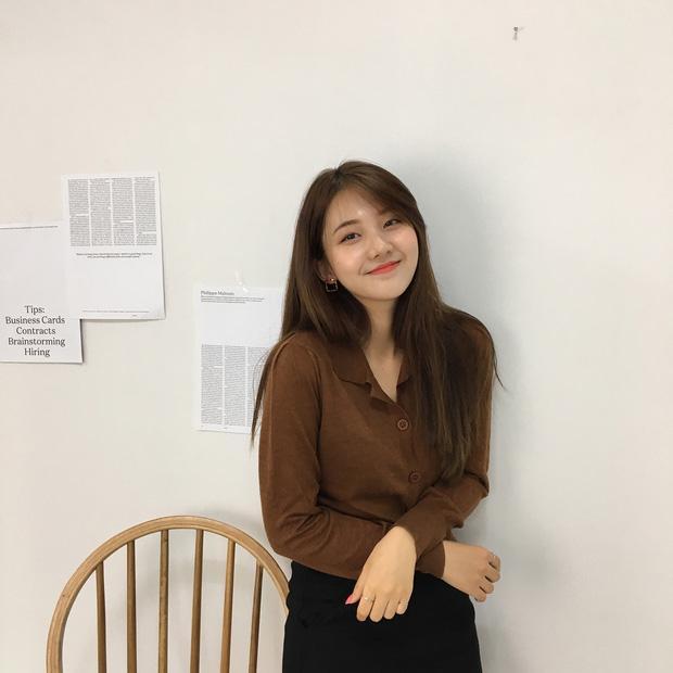 Lâu lắm mới thấy một cô bạn Hàn Quốc xinh rất tự nhiên vậy đấy-7