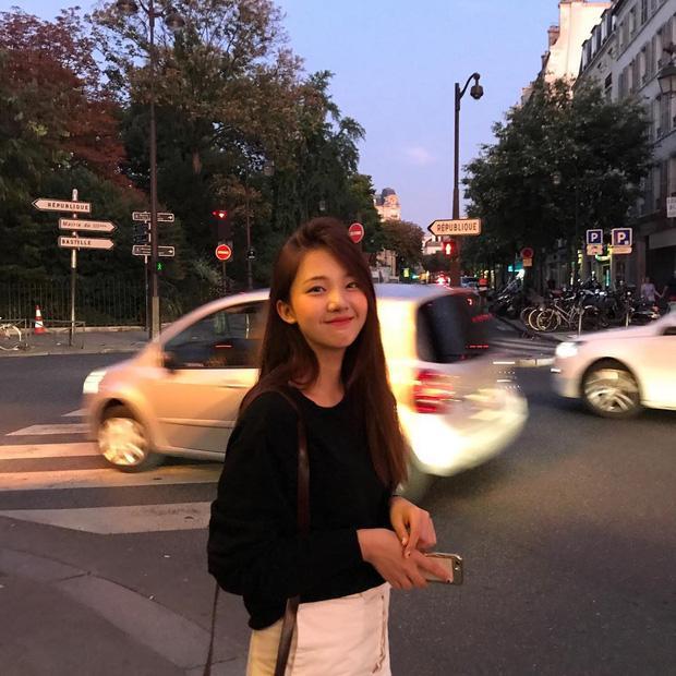Lâu lắm mới thấy một cô bạn Hàn Quốc xinh rất tự nhiên vậy đấy-9