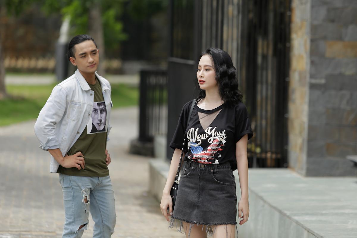 Nữ chính Glee Việt Nam Cindy V bị chê kém sắc và ít đất diễn hơn Angela Phương Trinh-10
