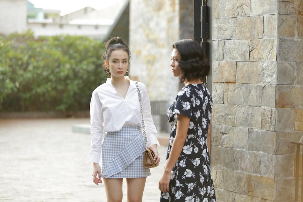 Nữ chính Glee Việt Nam Cindy V bị chê kém sắc và ít đất diễn hơn Angela Phương Trinh-13