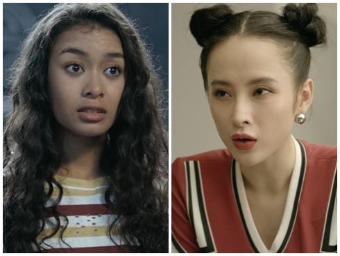 Nữ chính 'Glee Việt Nam' Cindy V bị chê kém sắc và ít đất diễn hơn Angela Phương Trinh