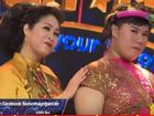 'Bước nhảy ngàn cân': Chàng béo xuất thần hóa thân thành nghệ sĩ hài Hồng Vân phiên bản nam