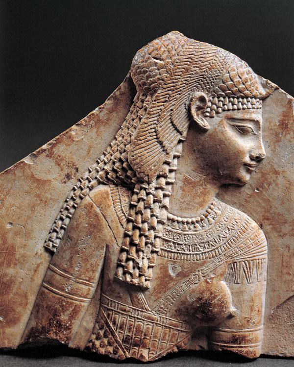 Vỡ mộng với nhan sắc thực của mỹ nhân nghiêng nước nghiêng thành - Nữ hoàng Cleopatra-4