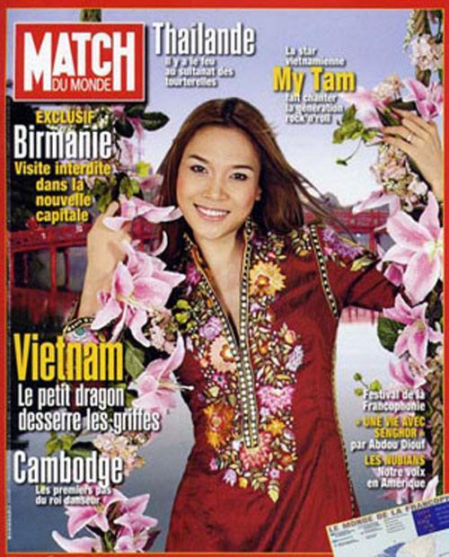 Sau gần 1 thập kỷ nỗ lực, hình ảnh nghệ sĩ Việt trên báo nước ngoài đã thay đổi đáng ngưỡng mộ-11